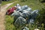 svibanj 2013 - Eko akcija čišćenja uvale Maračol