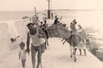 Annamaria: moja majka Luzarka Ceko s našom radnom mulom