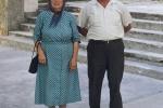 Dominic: Marija Marketa and my father Mate Karcic. (Unije 1970)