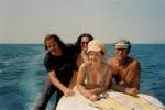 Jani: ja, Vera, Nena i Pauleto - izlet na Susak