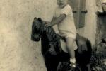 Jani: konačno na konju (nije rumunjski konj)