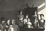 Josephine: Škola Unije 1962-63