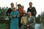 Marija Nikolić s obitelji