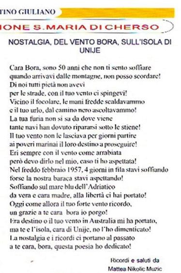 Unije Poem