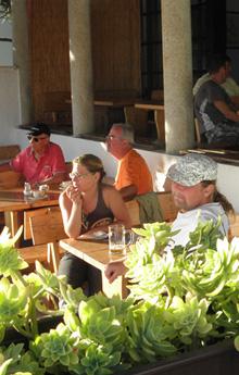 Gastronomija - Otok Unije